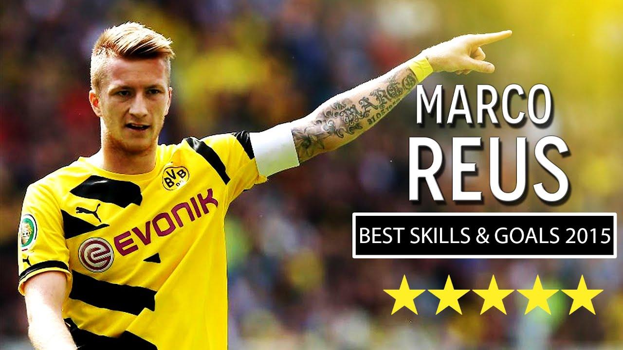 Marco Reus Amazing Skills & Goals 2015