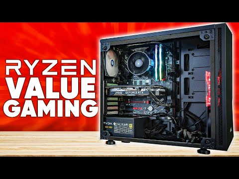 $900 Ryzen Gaming Build Guide