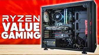 $900 Ryzen Gaming Build Guide