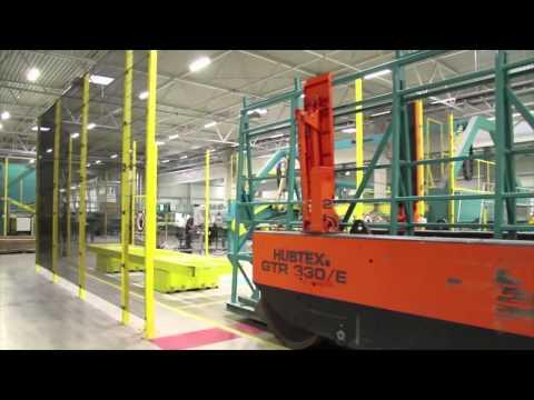 Транспортер HUBTEX GTR - системы транспортировки стекла от 8 до 33 тонн | Cпецтехника