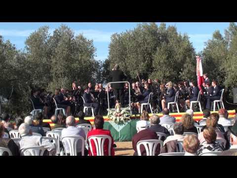 Godall, 20101114  Agrupacio Musical de Ggodall presentacio Lacrima Olea Mil·lenaria 7