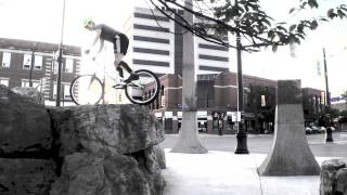 Trevor Bodogh BikeTrial Training in St Catharines and Niagara on the Lake