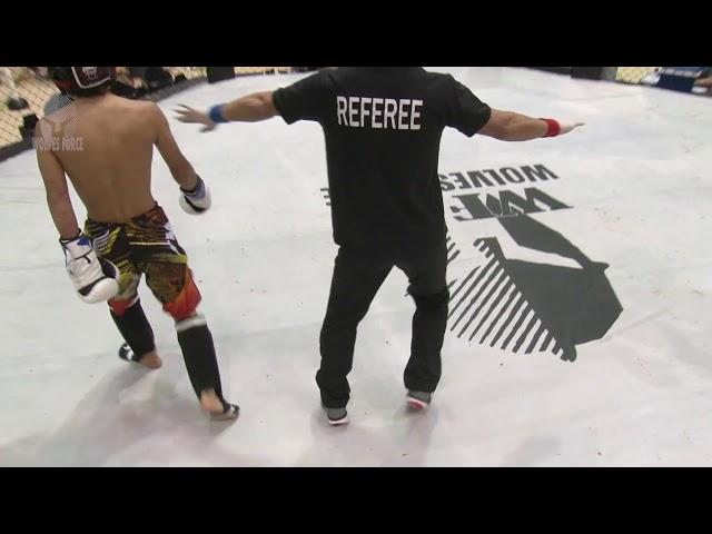 WFAT VIII   Kickboxing   Samurai vs Taiki