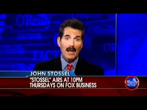 John Stossel on GOP Debate: Ron Paul Is Right About Almost Everything