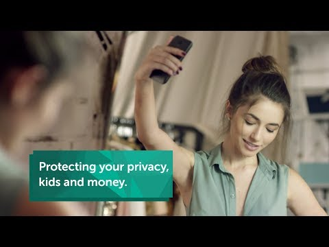 Kaspersky Total Security. Protecting your privacy, kids and money.