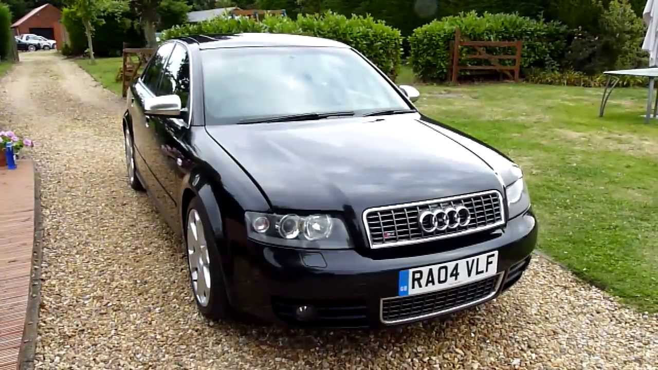 Video Review Of 2004 Audi S4 4.2 For Sale SDSC Specialist