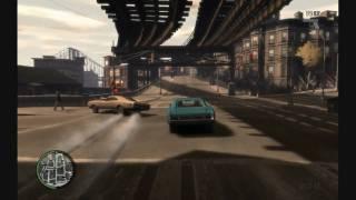 [HD] GTA IV Crash & Stunts