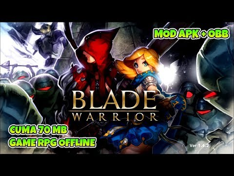 Blade Warrior Mod Apk+Obb RPG Offline 1000% Work No Stuck - 동영상
