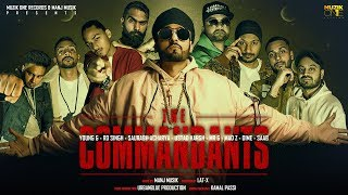 The Commandants |  | Introduction By Manj Musik