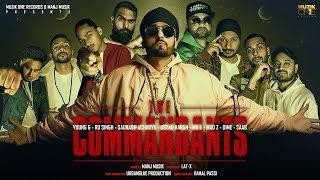 The Commandants |  | Introduction By Manj Musik