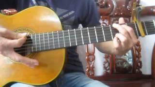 Mặt trời đen (Nguyễn Trung Cang - Steel Owl) - Hướng dẫn đệm guitar