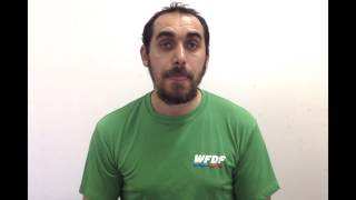 2017 WFDF Ultimate Rules Update with Rueben Berg