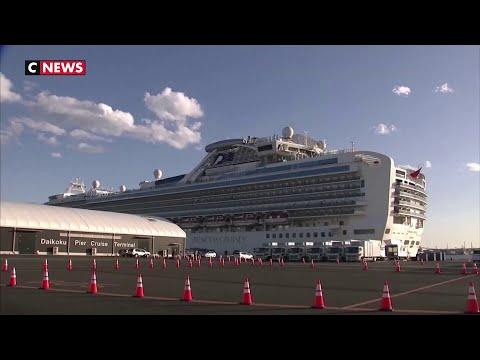 Coronavirus sur le navire de croisière Diamond Princess: fin de quarantaine pour 500 passagers