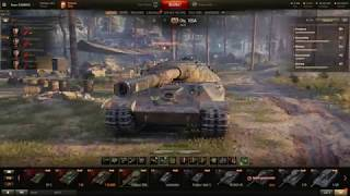 World of Tanks 1.0 Beta3 Garage Full HD Max Graphics | MSI GTX 1050 TI Gaming X 4G