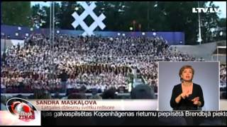 Daugavpilī – Latgales dziesmu svētki