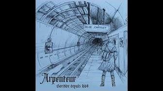 Arpenteur (fra) - Sordide Depuis 1664 (full demo, 2020)