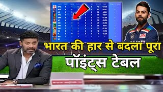 ICC T20 World Cup 2021 Today points table | india vs pakistan After match point's table | highlights
