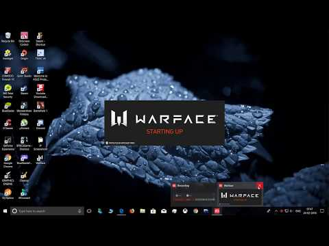 Warface game client file stop working , any solution..