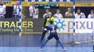 Allemagne VS France Handball Euro féminin 2016 Qualifications