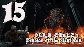 Dark Souls 2 Scholar of the First Sin - Walkthrough Part 15: Undead Chariot