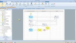 Моделирование бизнес-процесса тестирования ПО в ELMA