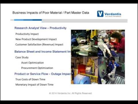 Webinar : Fuel the Enterprise with Clean Master Data - I