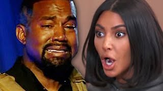 Kanye west accuses kim kardashian and kris jenner if trying to lock him up. plus - reacts kanye's viral north speech.#kanyewest #kimkardashian #k...