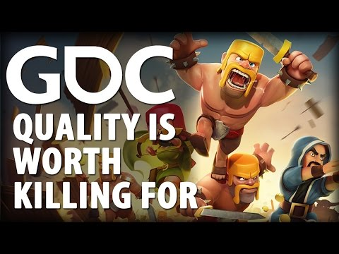 Why Supercell Says Quality is Worth Killing For