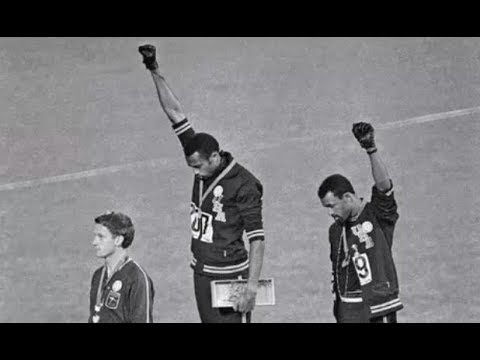 Black Power Salute Rocks 1968 Olympics - ABC News - October 17, 1968