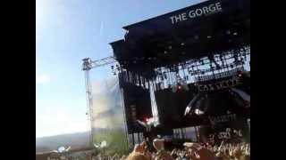 Paradiso 2013 - Cazzette - Gorge Amphitheatre - Quincy, WA USA