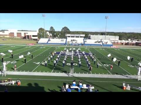 The Spirit of Southeastern Marching Band, November 5, 2016