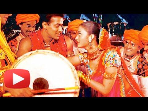 Salman Khan And Aishwarya Rai Dance To Dholi Taro Dhol Baaje - NAVRATRI 2014