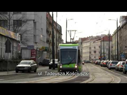 Trams In Olsztyn / Tramwaje W Olsztynie