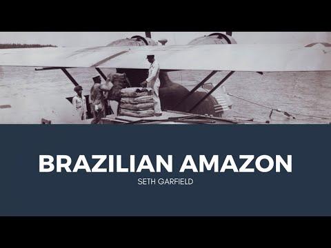 Seth Garfield on the Brazilian Rubber Industry