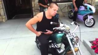 Pocket bike show