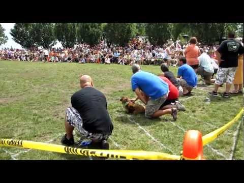 Weiner Dog Race - German Fest 2012