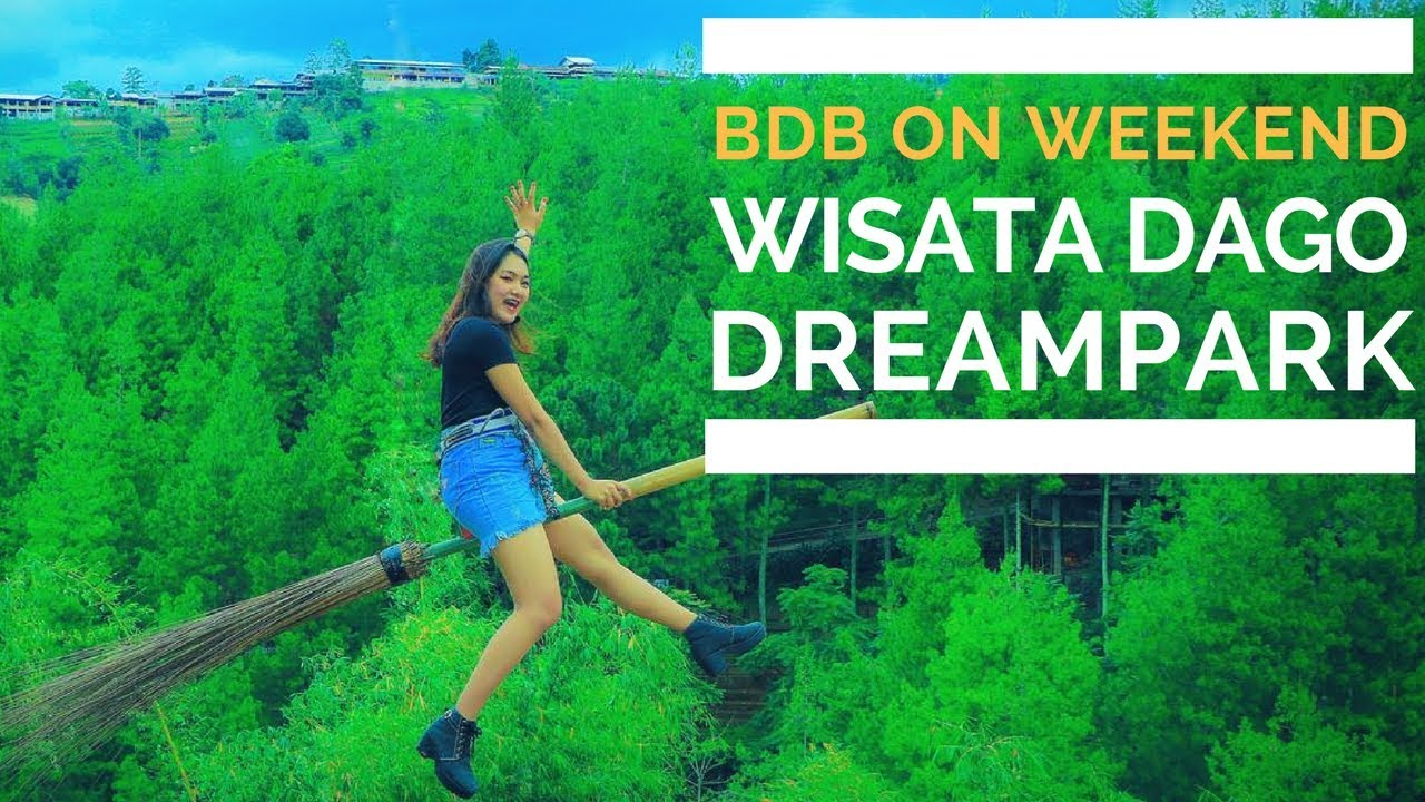 Cari Tempat Wisata Keluarga Dago Dream Park Tempat Wisata Di Bandung Yang Murah Dan Keren Banget