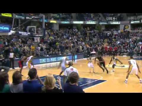 Play of the Day - Raptors | Raptors vs Pacers  | NBA 2012-13 Season 08/02/2013