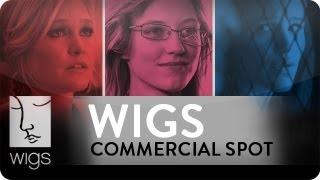 WIGS :90s Commercial V1 | Feat. Stephen Moyer, Jennifer Garner & Virginia Madsen | WIGS