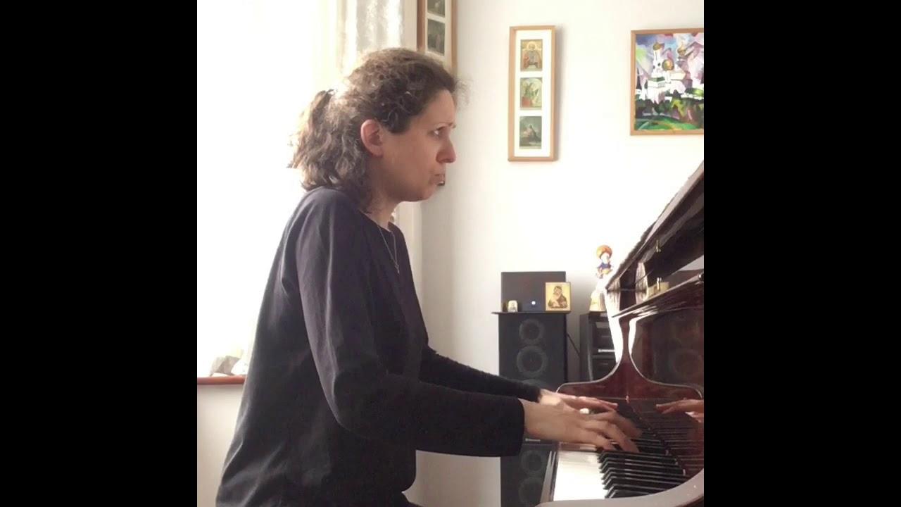 Lockdown Pianist Alphabet - O