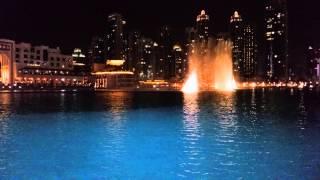 Dubai Fountain - Arabic Music