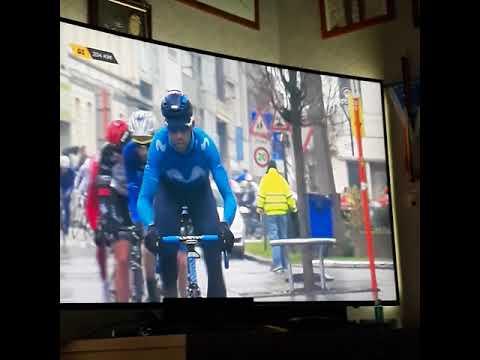 Van de ronde van Vlaanderen door Aalst en erpe