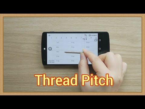 Thread Pitch gauge For Pc - Download For Windows 7,10 and Mac