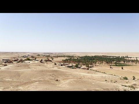 شاهد: قرية السحل الصحراوية في العراق بلا ماء ولا كهرباء منذ أزيد من قرن