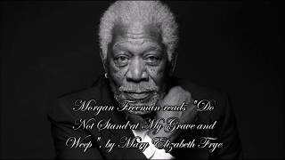Morgan Freeman reads