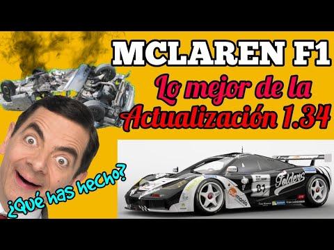 Gran Turismo Sport - Me encanta el McLaren F1 !! - Actualización 1.34 - FOLDERS CUP