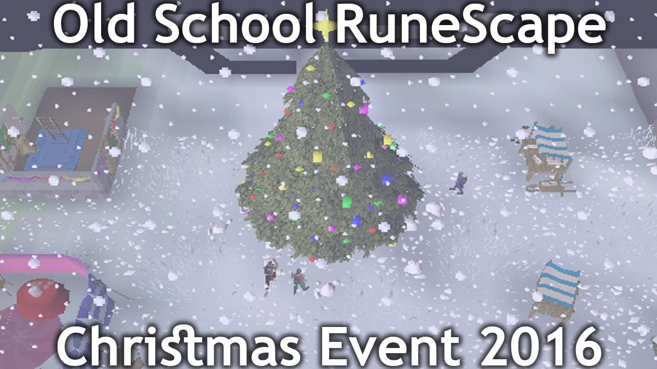 OSRS Christmas Event Guide 2016 - YouTube