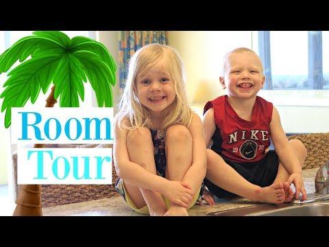 OceanFront Vacation Hotel Tour! *Daytona Beach 2018*