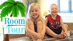 OceanFront Vacation Hotel Tour! *Daytona Beach 2018*