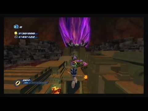 Sonic Unleashed (Wii) - Dark Gaia (Last Boss)